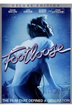 Footloose DVD Cover Art