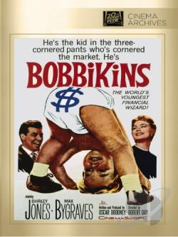 Bobbikins DVD Cover Art