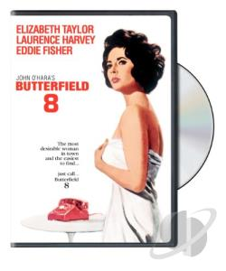 Butterfield 8 DVD Cover Art