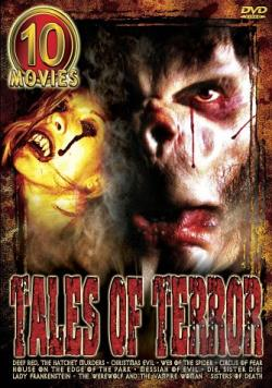 Tales of Terror - 10 Movie Set DVD Cover Art