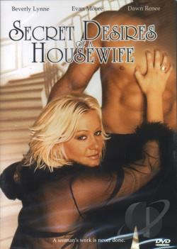 Secret Desires of a Housewife DVD Cover Art