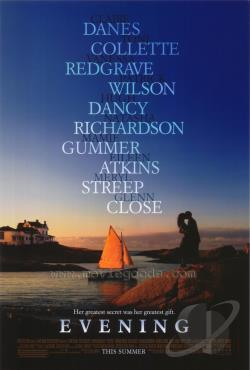 Evening DVD Cover Art
