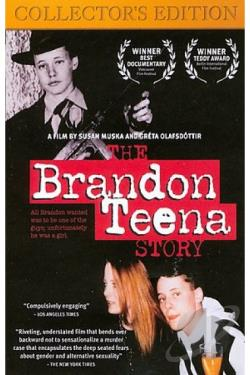 Brandon Teena Story DVD Cover Art