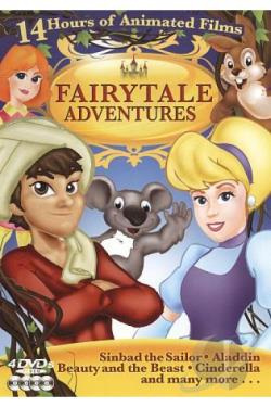 Fairy-Tale Adventures DVD Cover Art