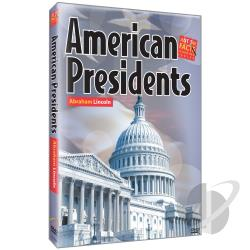 American Presidents: Abraham Lincoln DVD Cover Art