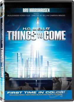 Things to Come DVD Cover Art