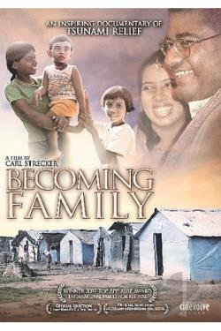 Becoming Family DVD Cover Art