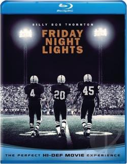 Friday Night Lights BRAY Cover Art