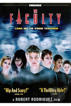 Faculty DVD Cover Art