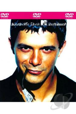 Alejandro Sanz - MTV Unplugged DVD Cover Art