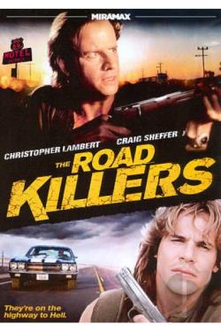 Road Killers DVD Cover Art