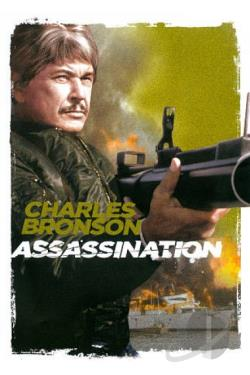 Assassination DVD Cover Art