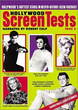 Hollywood Screen Tests: Take 2 DVD Cover Art