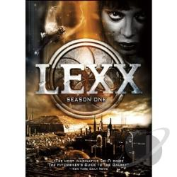 Lexx: Season One DVD Cover Art