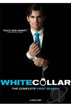 White Collar - The Complete First Season DVD Cover Art