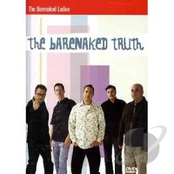 Barenaked Ladies - The Barenaked Truth DVD Cover Art