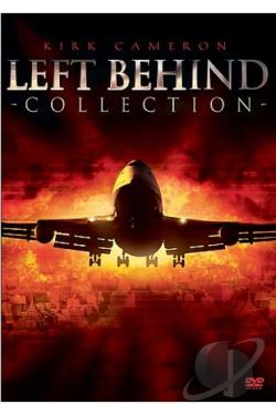 Left Behind Trilogy DVD Cover Art