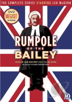 Rumpole of the Bailey - The Complete Series DVD Cover Art