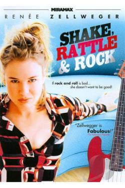 Shake, Rattle and Rock DVD Cover Art