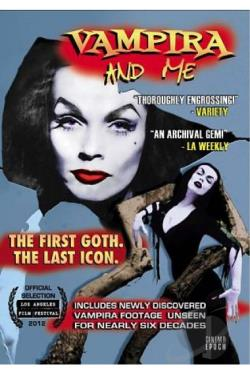Vampira and Me DVD Cover Art