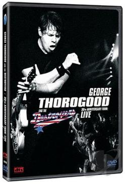 ... and the Destroyers - 30th Anniversary Tour: Live in Europe DVD Cover Art