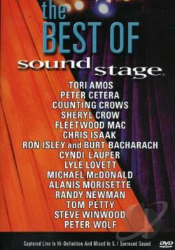 Best Of Sound Stage DVD Cover Art
