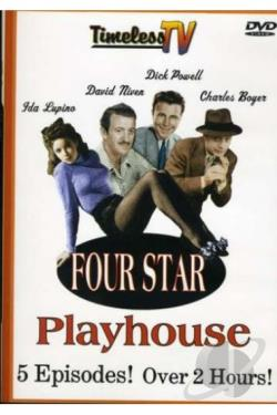 Four Star Playhouse DVD Cover Art