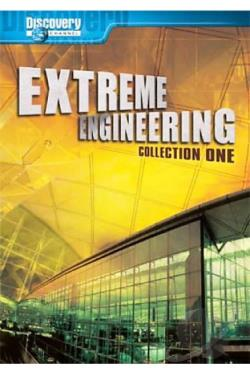 Extreme Engineering - Collection 1 DVD Cover Art