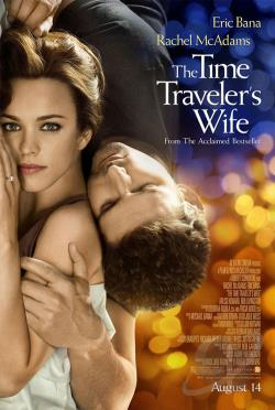 Time Traveler's Wife DVD Cover Art