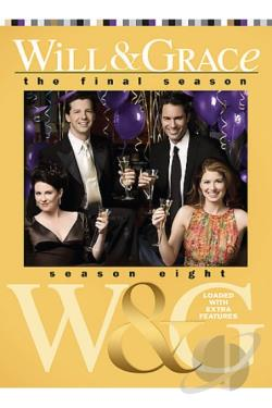 Will & Grace - The Final Season DVD Cover Art
