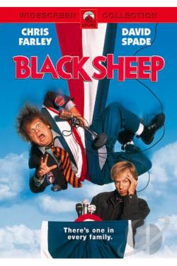 Black Sheep DVD Cover Art