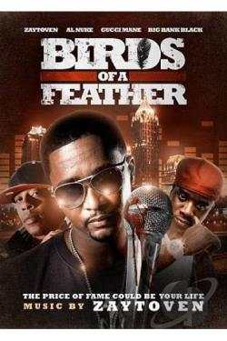 Birds of a Feather DVD Cover Art
