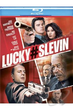 Lucky # Slevin BRAY Cover Art