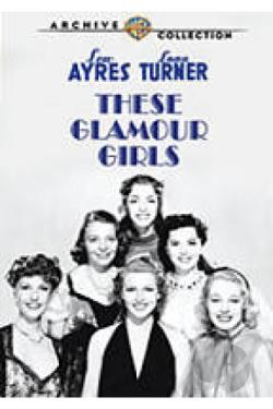 These Glamour Girls DVD Cover Art