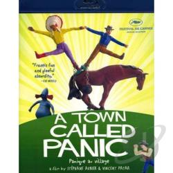 Town Called Panic BRAY Cover Art