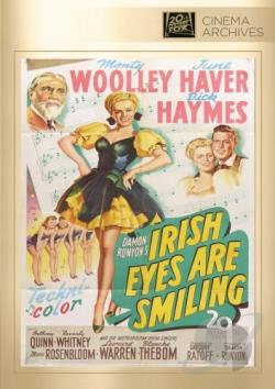 Irish Eyes Are Smiling DVD Cover Art