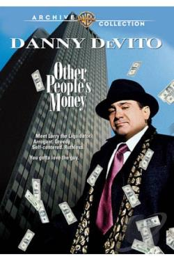 Other People's Money DVD Cover Art