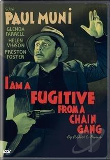 I Am A Fugitive From A Chain Gang DVD Cover Art