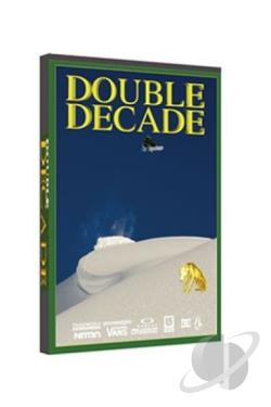 Double Decade DVD Cover Art