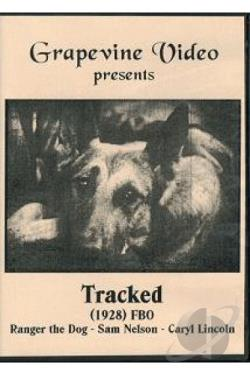 Tracked DVD Cover Art