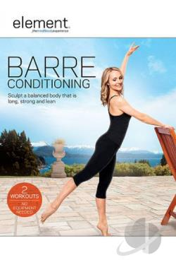 Element: Barre Conditioning DVD Cover Art