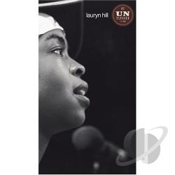 MTV Unplugged - Lauryn Hill: 2.0 DVD Cover Art