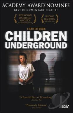 Children Underground DVD Cover Art