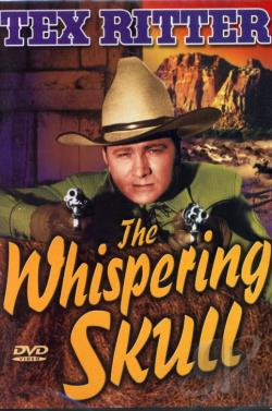 Whispering Skull DVD Cover Art