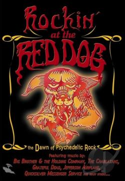 Rockin' at the Red Dog DVD Cover Art