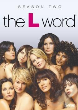 L-Word - The Complete Second Season DVD Cover Art