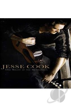 Jesse Cook - One Night at the Metropolis DVD Cover Art