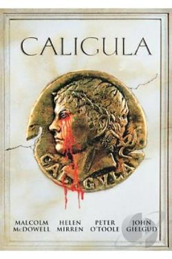 Caligula DVD Cover Art