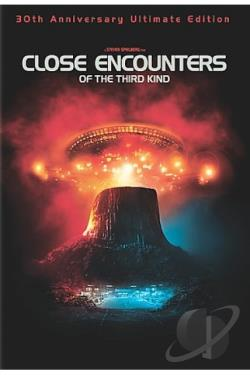 Close Encounters of the Third Kind DVD Cover Art