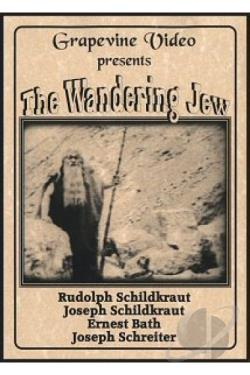 Wandering Jew DVD Cover Art